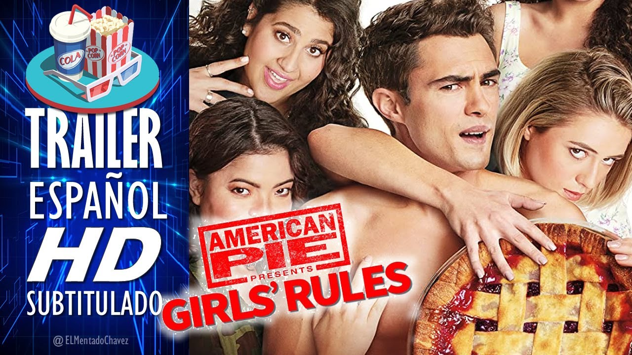 WATCH - American Pie Presents: Girls' Rules (2020) - DVD FUIL