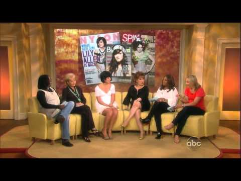 Lily Allen - Interview in The View [04.21.09] [HD]