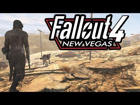 Turn Fallout 4 into Fallout New Vegas - Dustbowl Overhaul MoD (XBOX/PC) Desert Overhaul