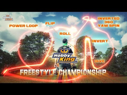 HobbyKing World Drone Freestyle Championship 2017