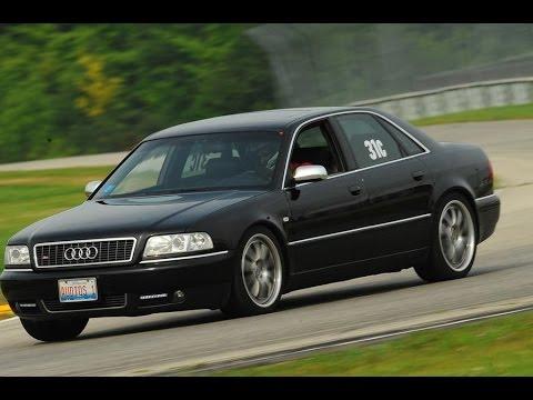 Audi A8 D2 4 2 V8 Best Sound Compilation Exhaust Acceleration Revs