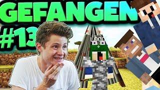 Minecraft GEFANGEN #13 | Wir werden GÖTTER! | Logo & Dner