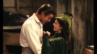 Scarlett and Rhett, a love and hate story