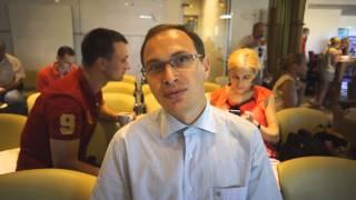 Отзывы участников с всеукраинского семинара 1С Битрикс г Одесса(, 2015-06-08T16:45:21.000Z)