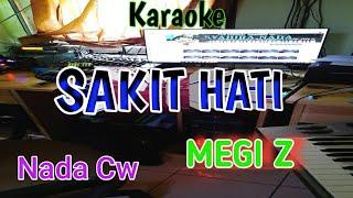 Download SAKIT HATI MEGI Z NADA CW KARAOKE