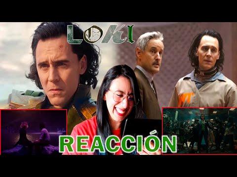 ¡Brutal! LOKI trailer Reacción ????la serie más esperada de Disney Plus traerá a LADY LOKI