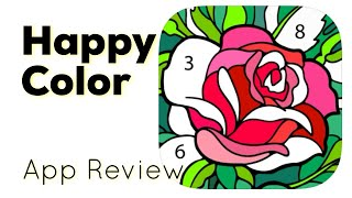 Happy Color App Review screenshot 3