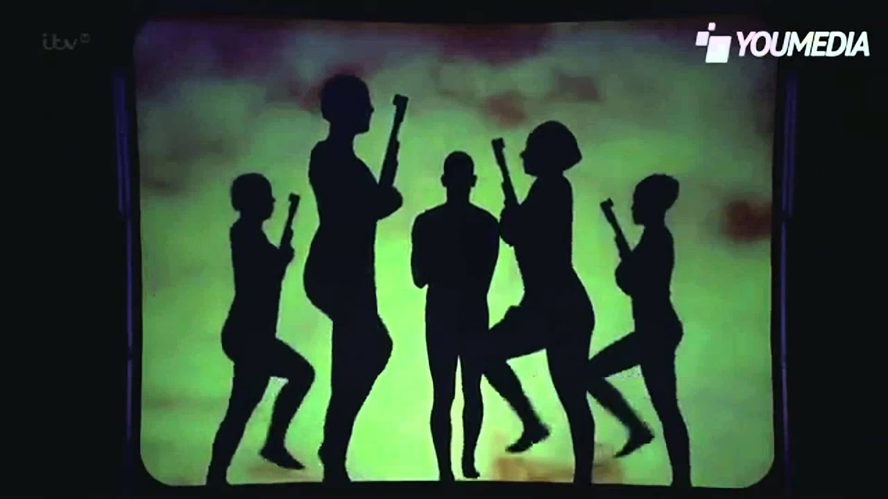 """ATTRACTION (SHADOW THEATRE GROUP"") BRITAIN'S GOT TALENT ..."