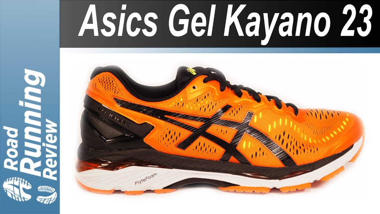 Asics Gel Kayano 23 Review - YouTube 110beec47e6e