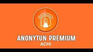 Nouvelle Configuration Pour Internet Gratuit Avec Anonytun
