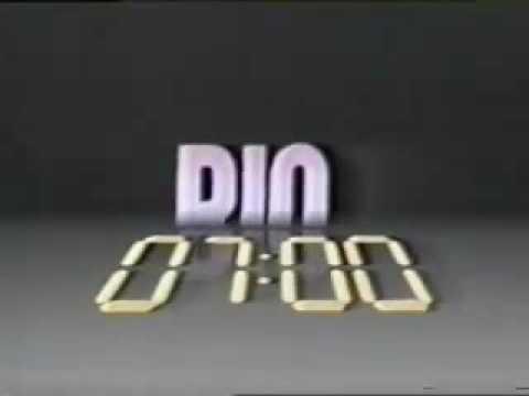 Trecho Raro do Rio 7:00HS Tv Manchete/RIO (1989)