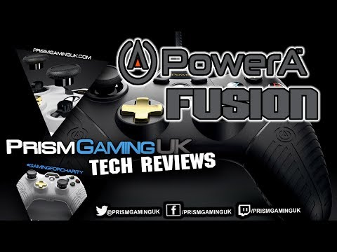 Best Budget Xbox One & PC Controller - PowerA Fusion REVIEW
