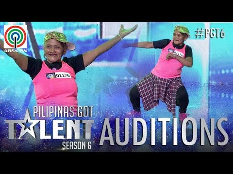 Pilipinas Got Talent 2018 Auditions: Nanay Angelisa - Zumba