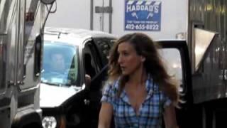 Sarah Jessica Parker - SEX AND THE CITY THE MOVIE 2 FILM SHOOTING - September 14, 2009
