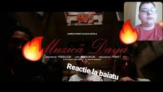 Huty reactioneaza!!!!!!!!! MUZICA DAYA ( AMULY, PRNY, IAN, AZTECA)