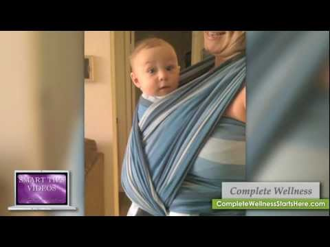 Smart Tips - Wearing Your Baby by Jennifer Kelly