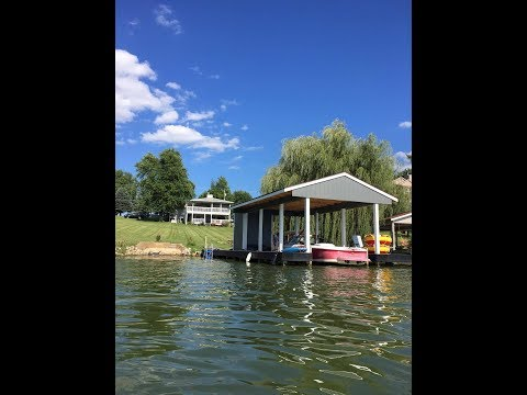 FOR SALE Turn Key Lakefront Home on Shawnee Lake in Jamestown, OH