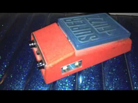 best fuzz pedal ever univox youtube