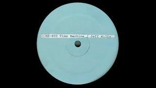 Jeff Mills - Untitled ( Time Machine - B1 )