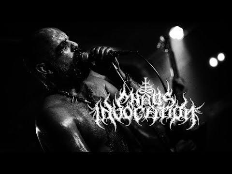 Chaos Invocation - Beyond Coming (live Lyon - 16/10/2018)