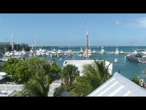 🔴 LIVE Key West Seaport Cam at Marker Hotel