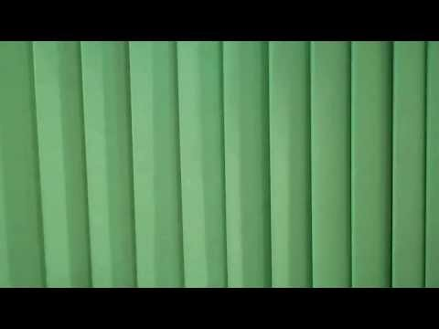 Vertical Blinds with a twist