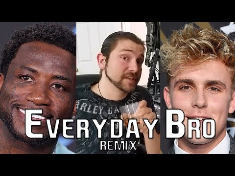JAKE PAUL + GUCCI MANE = RIP ME It&39;s Everyday Bro Remix  Mike The  Snob Reacts