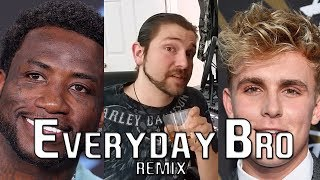 JAKE PAUL + GUCCI MANE = RIP ME (It's Everyday Bro Remix) | Mike The Music Snob Reacts