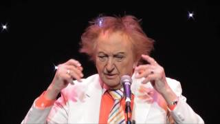 Sir Ken Dodd on farmers and blonds
