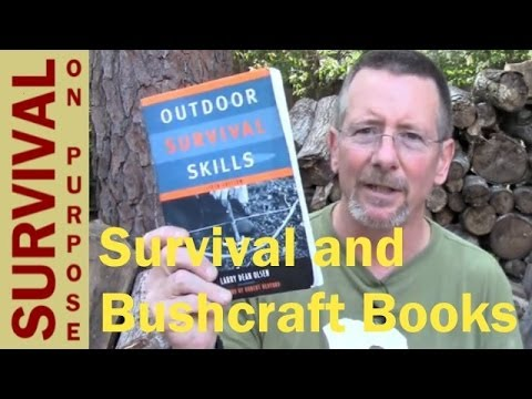 Survival Books and Bushcraft Books - Survival Skills Library