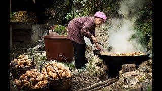 Старики из уникальной деревни долгожителей в Китае  раскрыли свои секреты
