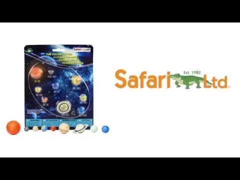Safari Ltd® The Solar System