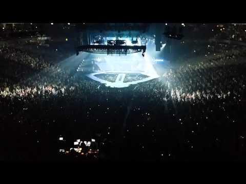 Justin Bieber. Sorry. Pepsi Center Denver Colorado.