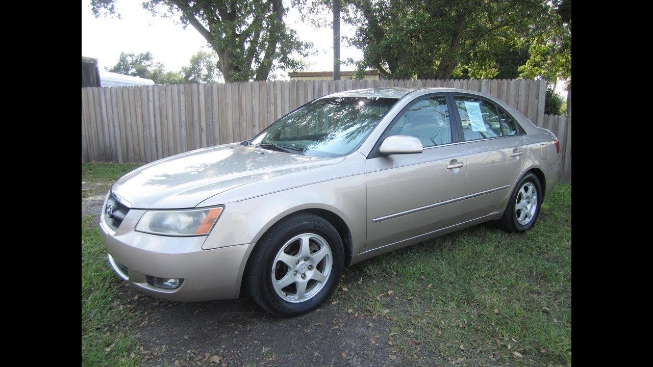 Sold 2006 Hyundai Sonata Gls V6 Meticulous Motors Inc Florida For Sale