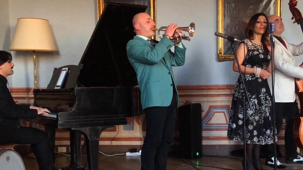 Matrimonio In Jazz : G galvani jazz swing band musica matrimonio park hotel villa