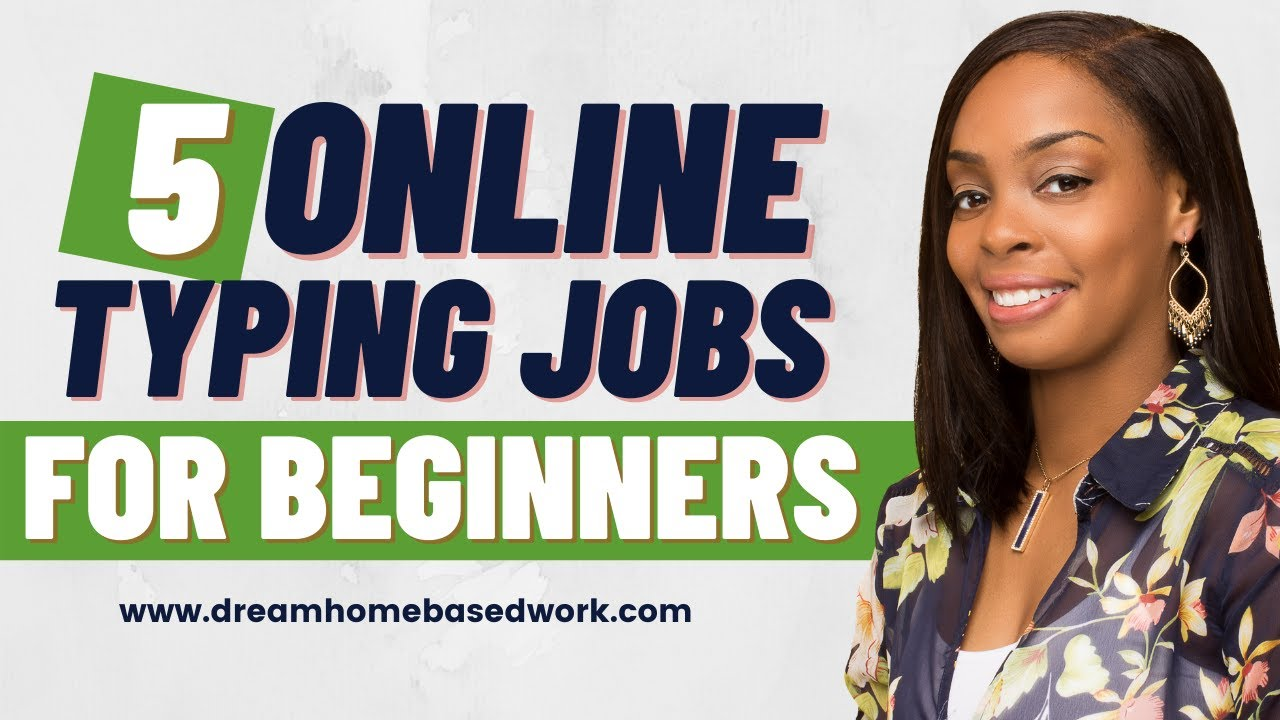 5 online transcription jobs no experience required