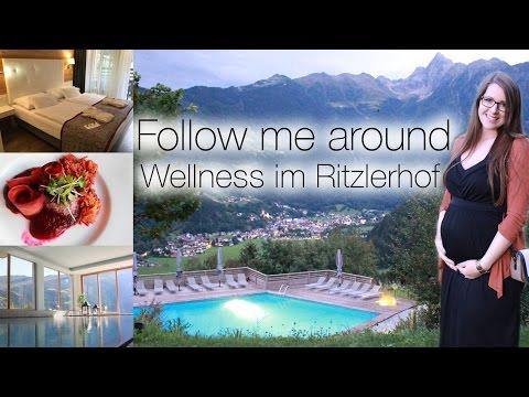 FMA   Unser Wellnessurlaub im Hotel Ritzlerhof (29. SSW)♥