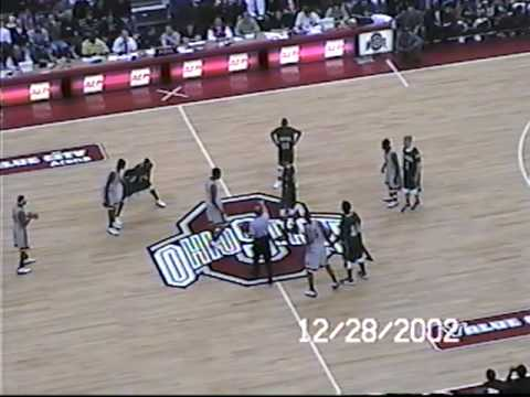 LeBron James High School Basketball Akron St. Vincent St. Mary vs Brookhaven Part One