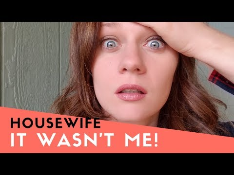 SOMEONE STOLE MY GIVEAWAY | HOUSEWIFE LIFE VLOG