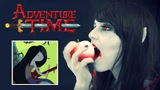 MARCELINE THE VAMPIRE / ADVENTURE TIME TUTORIAL [Monster & Princess FX]