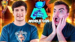 Jugador ESPAÑOL se clasifica para la WORLD CUP | Prisi0n3r0 Fortnite: Battle Royale - StarK