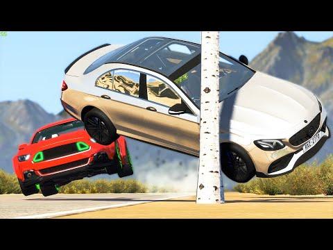 Will these Cars still Drive after Crashing? #110 - BeamNG Drive | CRASHdriven