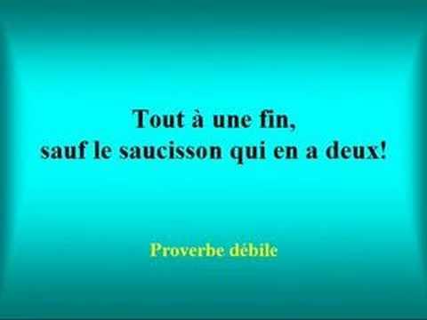 hqdefault - Jeux d'esprit : Le proverbe mimé