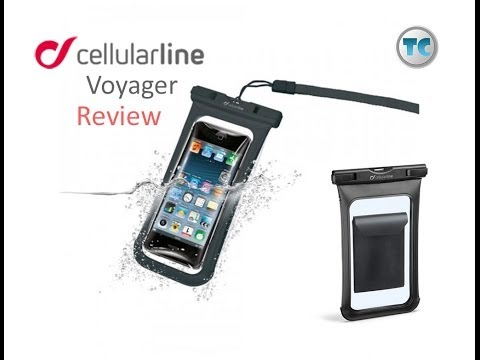 Cellular Line Voyager Unboxing & Review