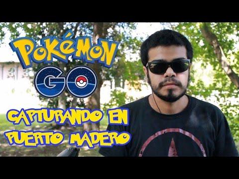 VISITANDO EL NIDO DE HOUNDOUR EN PUERTO MADERO!!!   POKÉMON GO #2
