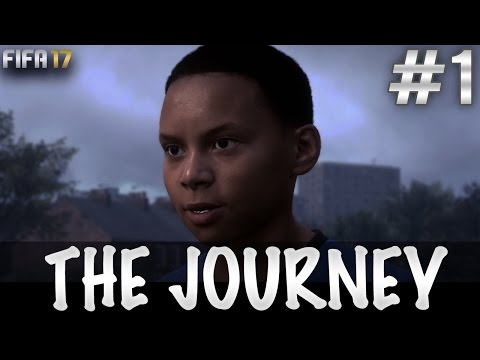 FIFA 17 | The Journey | #1 | Meet Alex Hunter