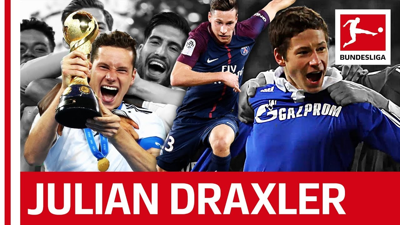 Julian Draxler - Made In Bundesliga