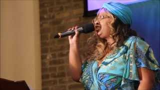"Sandi Stinson- ""Through the Storm"" 4-12-14"