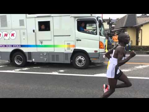 Lake Biwa Mainichi Marathon 2016