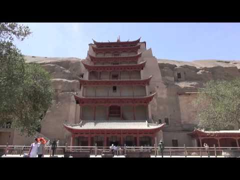 The Mogao caves / Les grottes de Mogao  (Xinjiang - China)